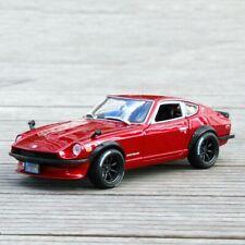 Maisto 1/18 1971 Nissan Datsun 240Z Diecast Car Model Red