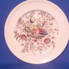 Unboxed Mid-Century Modern Pottery Dinner Plates