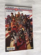 Krieg Unabhängigkeit Alfa 1 (von 2) Marvel Icon 18 Panini Comics