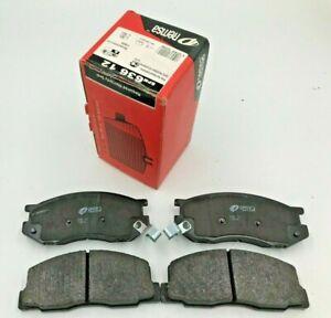 DB1276R Remsa Front Brake Pad For Toyota Spacia YR22 93-98 Town Ace YR39 92-97