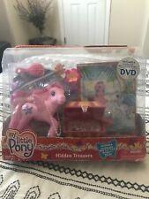 My Little Pony Mlp G3 Butterfly Island Set Hidden Treasure Dvd Nib New