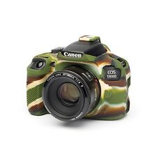 easyCover Armor Protective Skin for Canon EOS Rebel T6 / eos 1300D (Camouflage)