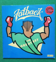 The Fatback Band The Greatest 10 Track LP Master Mix Records Vinyl Near Mint
