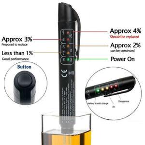 Bremsflüssigkeitstester Bremsflüssigkeitsprüfer Brake Fluid Tester Prüfgerät Pen