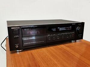 Piastra a cassette KENWOOD KX-5030 dolby HX PRO Hi-Fi stereo tape deck 3 MOTORI