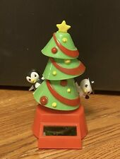 2017 - Solar Powered Bobble head Dancing Toy New - Christmas Tree