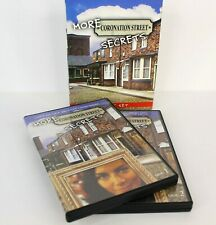 Coronation Street - More Secrets 2 Disc DVD Set 2004 EUC