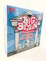 Big Brain Academy Board Game 2007 University Games Brand New