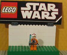 "STAR WARS LEGO MINI FIGURE--MINI FIG ""   LUKE  SKYWALKER---8129  "" NICE!!!!!"
