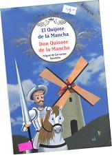 EL QUIJOTE DE LA MANCHA; DON QUIXOTE DE LA MANCHA EDICIÓN BILINGÜE/BILINGUAL