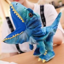 Plush Dinosaur Puppets Stuffed Plush Toys Dragon Hand Party Gifts Presents Child