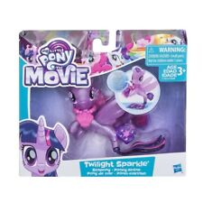 My little Pony Movie zauberhaftes Seapony Twilight Sparkle Neu