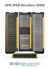 C8S93A HP 3PAR 4-Port 12Gbps SAS Host Bus Adapter, 20000