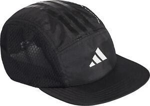 adidas 5 Panel Power Running Cap - Black