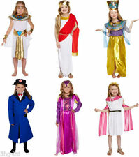 Acrylic Dress Costumes for Girls