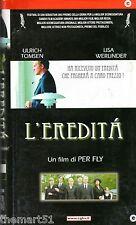 L' eredità (2003) VHS CGG  Ulrich Thomsen, Lisa Werlinder Per Fly
