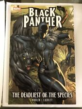 Black Panther The Deadliest Of The Species Tpb 2009 Graphic Novel