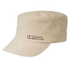 Kangol New Authentic Mens  Flexfit Cotton Twill Army Cap Hat 9720BC S/M L/XL XXL