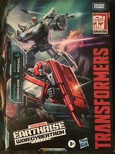 Transformers War for Cybertron Autobot Alliance Ironhide Prowl Hasbro MISB