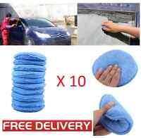 Kent Car Care Microfibre Sponge Polish Applicator Pad 5 inch