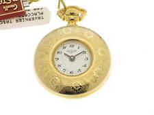 Tavernier orologio tasca placcato oro giallo cesellato / pocket watch