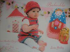 Livre Motif Babushka Par Louisa Harding