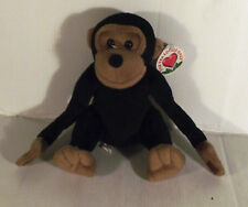 "OLD STYLE 6"" CHIMP MONKEY SOFT TOY PG TIPS TIPPS TV TEA ADVERT"