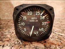 Used GE Tachometer Part# 8DJ82-BAE-1