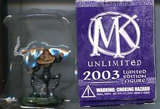 Mage Knight Unlimited 2003 Limited Edition Vanthu #162 Le Mint Wizkids