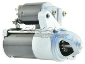 Remanufactured Starter  BBB Industries  52020