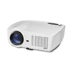 Onn Projector 720p / 1080p 3100 lumens Portable w/ Roku Streaming Stick