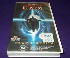 LORD OF ILLUSIONS VHS PAL CLIVE BARKER