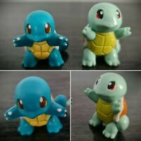 VINTAGE POKEMON SQUIRTLE FIGURE SET BUNDLE TOMY TOY C.G.T.S.J 1999 RARE VINTAGE