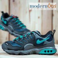Nike Air Terra Humara Trail Running Training Shoes Mens 11 Gray Teal :1797
