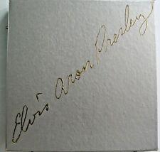 ELVIS PRESLEY Elvis Aron Presly 25th Anniversary 8XLP BOX SET RCA Limited Ed.