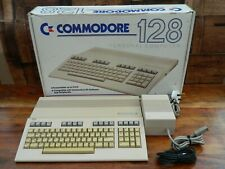 Commodore 128 Personal Computer Boxed with Manuals