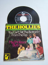 SP 2 TITRES VINYL 45T ,THE HOLLIES , YOU CAN'T TELL . VG ++ / EX . ANGLETERRE