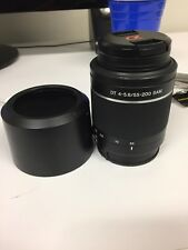 Sony DT 55-200mm F4-56 SAL55200