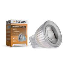 LED Lampen MR11 warmweiß, LED Lampen G4 / GU4 / MR11 3W Strahler, G4 12V SEBSON