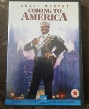 COMING TO AMERICA DVD EDDIE MURPHY
