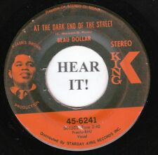 Beau Dollar NORTHERN 45 (King 6241) At The Dark End Of The Street /I'm Ready