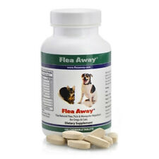 Flea Away Chewable Tablets For Cat Dogs Flea Tick Mosquito Repellent 100 Tabs