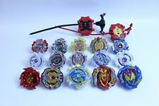 TAKARA TOMY Beyblade Burst lot of 15 bey & 2 Launchers set ➄ JPN