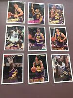 1994-95 Fleer Basketball Team Set: Utah Jazz - Karl Malone - John Stockton