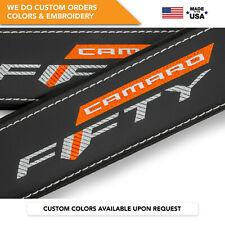 Seat Belt Covers Shoulder Strap Pads Custom Fits Chevrolet Camaro Fifty 2PCS