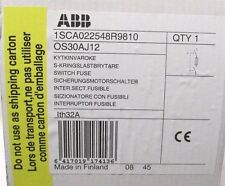 NEW ABB 1SCA022548R9810 CLASS J TYPE HRC  SWITCH ......... UK-800