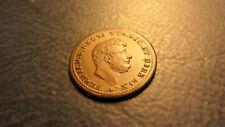 REGNO DELLE DUE SICILIE - Ferdinando II di Borbone - Mezzo tornese 1853 - Ottimo