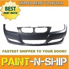 Fits 2009 2010 2011 2012 BMW 328i 323i 335i 3-Series Front Bumper Painted