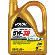 Nulon Full Synthetic Long Life Engine Oil 5W-30 5 Litre