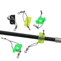 "6pcs Bowfishing Safety Slides Arrow Slider Archery Bow Fishing Hunting 5/16"" 8MM"